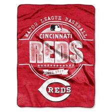 MLB Cincinnati Reds Structure Throw