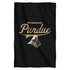 Collegiate Purdue Blanket