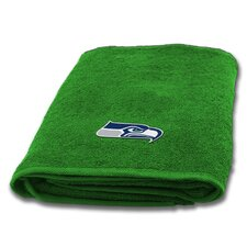 NFL Seahawks Applique Beach Towel