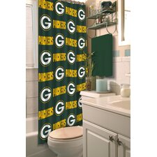 NFL Packers Shower Curtain