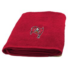 NFL Buccaneers Applique Beach Towel