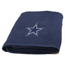 NFL Cowboys Applique Beach Towel