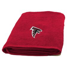 NFL Falcons Applique Beach Towel