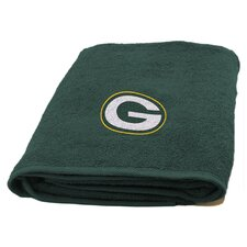 NFL Packers Applique Beach Towel
