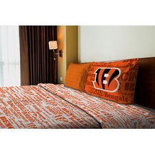 NFL Bengals Anthem Sheet Set