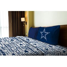 NFL Cowboys Anthem Sheet Set
