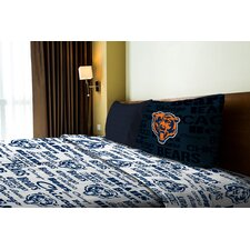 NFL Bears Anthem Sheet Set