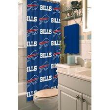 NFL Bills Shower Curtain