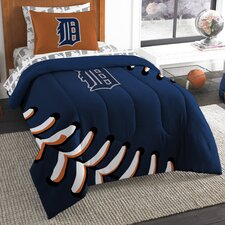 MLB Tigers Contrast Bed in a Bag Set