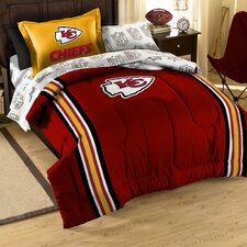 NFL Chiefs Bed in a Bag Set