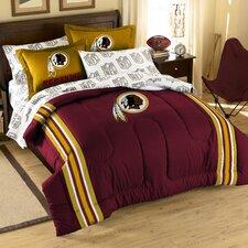 NFL Redskins Bed in a Bag Set