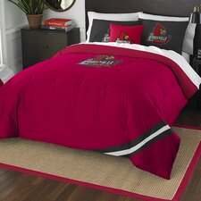 Collegiate Louisville 3 Piece Twin/Full Comforter Set