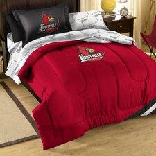 Collegiate Louisville Bed in a Bag Set