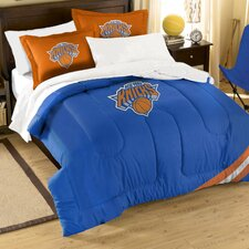 NBA Knicks 3 Piece Twin/Full Comforter Set