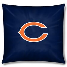 NFL Chicago Bears Throw Pillow