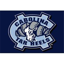 College Novelty Rug - North Carolina