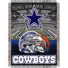 NFL Dallas Cowboys Tapestry Throw