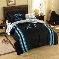 NFL Carolina Panthers Bed in a Bag Set
