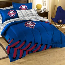 MLB Philadelphia Phillies Twin/Full Comforter Set