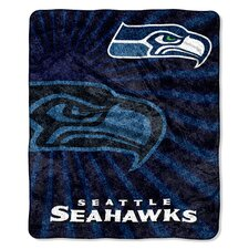 NFL Seattle Seahawks Sherpa Strobe Throw