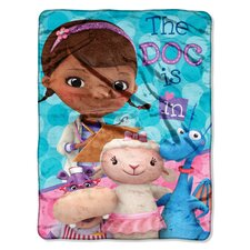 Doc McStuffins Throw