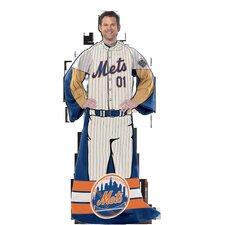 MLB New York Mets Comfy Throw