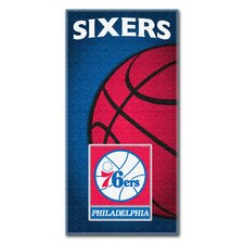 NBA Philadelphia 76ers Beach Towel