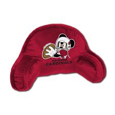 NFL Arizona Cardinals Mickey Mouse Bed Rest Pillow
