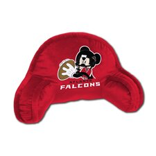 NFL Atlanta Falcons Mickey Mouse Bed Rest Pillow