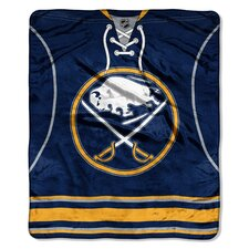 NHL Buffalo Sabres Super Plush Throw