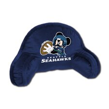 NFL Seattle Seahawks Mickey Mouse Bed Rest Pillow