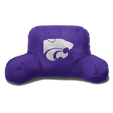 College NCAA Kansas State Bed Rest Pillow