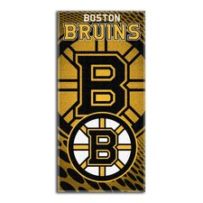 NHL Boston Bruins Beach Towel