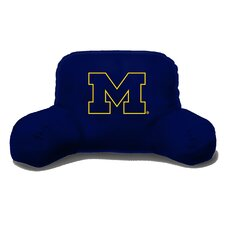 College NCAA Michigan Bed Rest Pillow