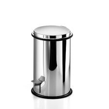 Stainless Steel Pedal Waste Basket