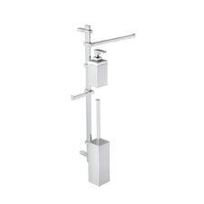 Techna Wall Mount Bathroom Accessory Stand