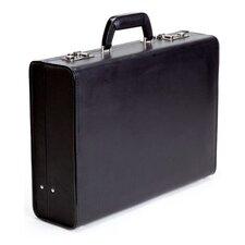 Classic Leather Attache Case
