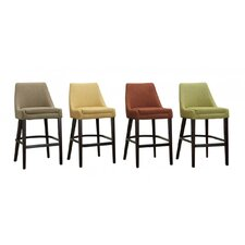 Mesa Bar Stool with Cushion (Set of 2)