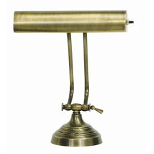 """Advent Piano 10.5"""" H Table Lamp with Novelty Shade"""