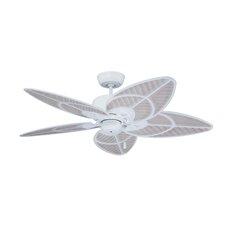 "52"" Batalie Breeze 5 Blade Ceiling Fan"