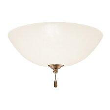 3 Light Bowl Ceiling Fan Light Kit