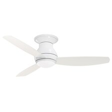 "52"" Curva Sky 3 Blade Ceiling Fan with Remote"