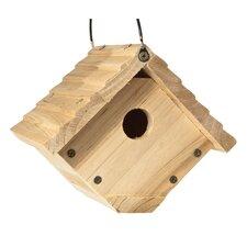 Cedar Wren Hanging Birdhouse