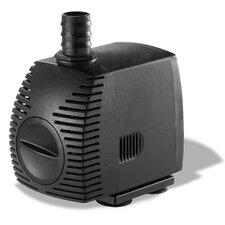 500 GPH Pond Pump with Flow Control