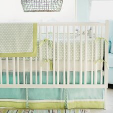 Sprout 4 Piece Crib Bedding Set
