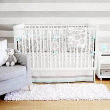 Wink 4 Piece Crib Bedding Set