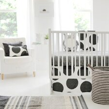 Spot On 2 Piece Crib Bedding Set