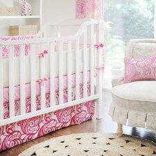 French Quarter 3 Piece Crib Bedding Set