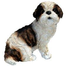 Sue Shih Tzu Puppy Statue