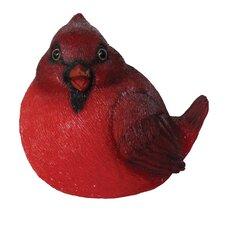 Fat Cardinal Statue